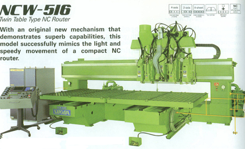 Shoda CNC Machine